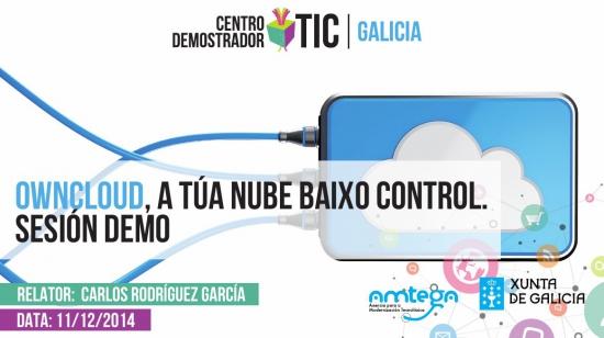 Banner Owncloud CDTIC Librebit