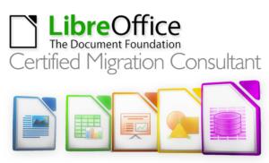 Librebit es empresa certificada de migración a LibreOffice